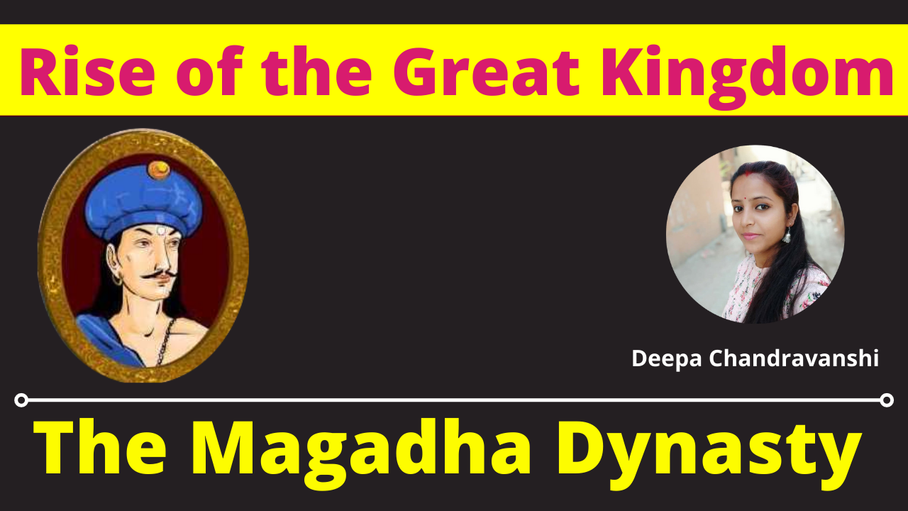 Reasons for the rise of the Magadha Dynasty