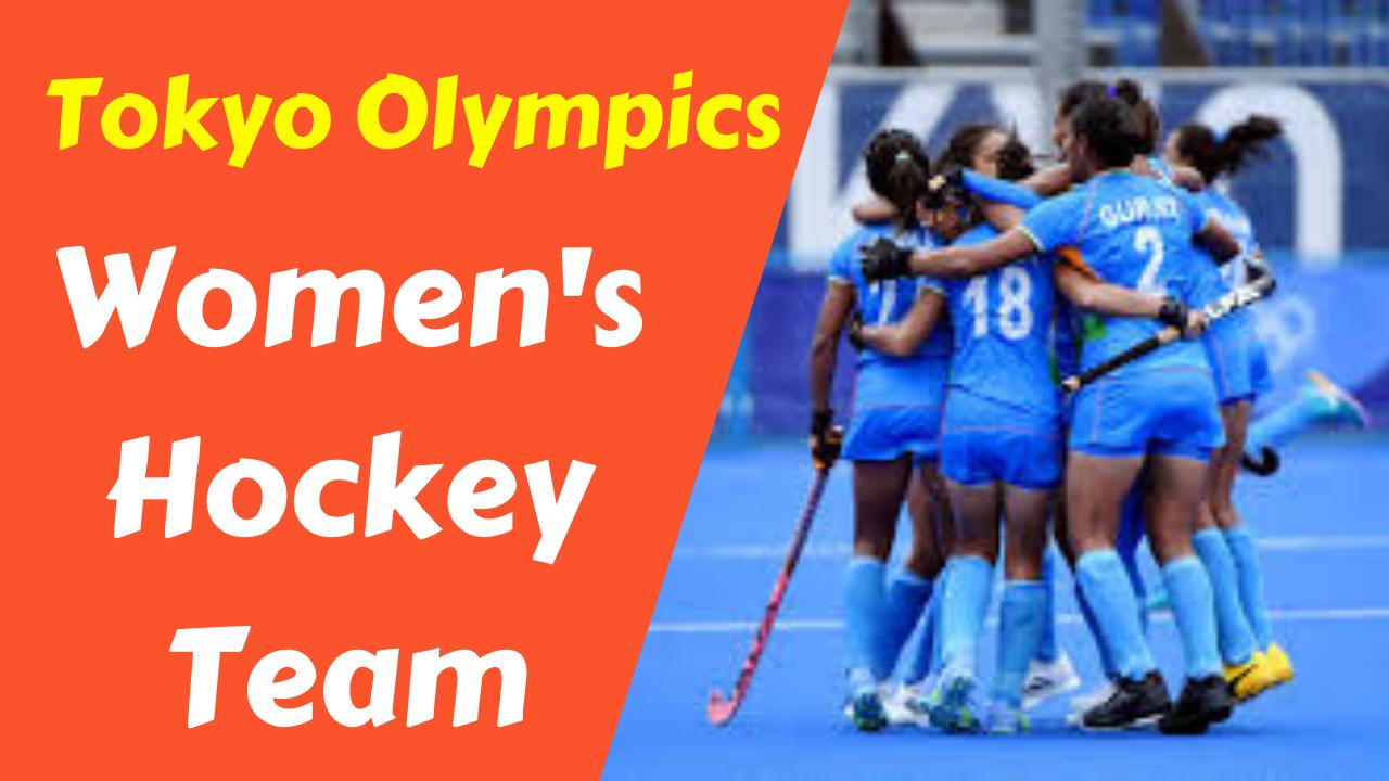 Tokyo Olympics & Women's Hockey Team