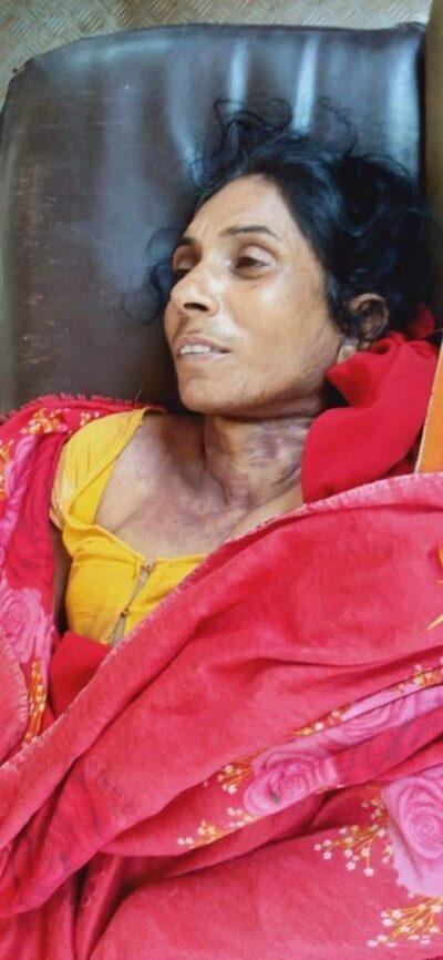 Women Dies in lockup in arah bhojpur.jpg